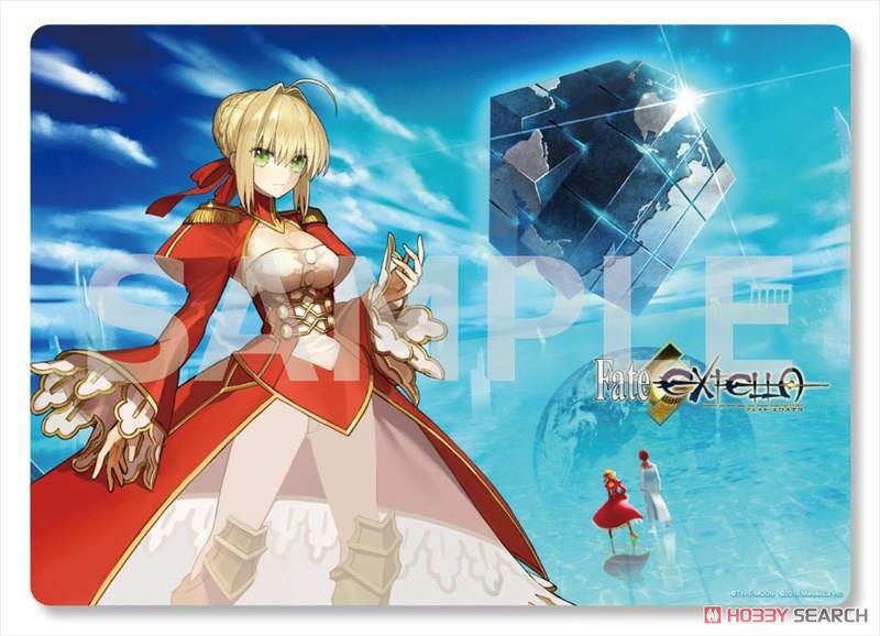 Fate/EXTRA A3クリアデスクマット 1 (キャラクターグッズ)