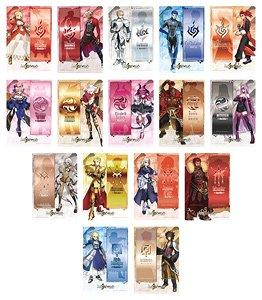 Fate/EXTRA トレーディングクリアしおり (16個セット) (キャラクターグッズ)