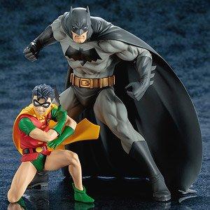 ARTFX+ バットマン&ロビン 2パック (完成品)