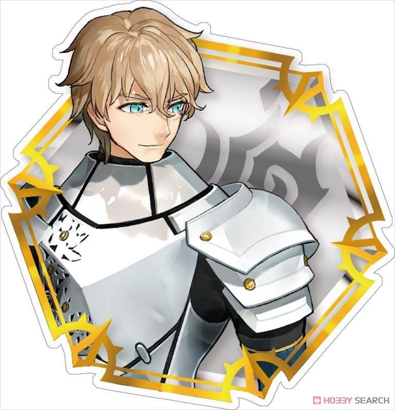 Fate/EXTRA トレーディングクリアアクリルバッジ (20個セット) (キャラクターグッズ)
