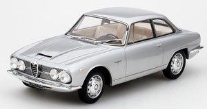 アルファロメオ 2600 スプリント 1962 ライトシルバー (ミニカー)