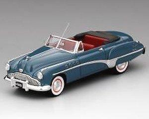 ビュイック ロードマスター コンバーチブル 1949 マリナーブルー (ミニカー)