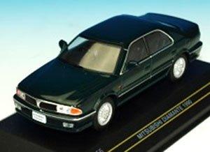 三菱 ディアマンテ 1990 グリーン (ミニカー)