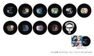 キャラレココースター 「ソードアート・オンラインII」 01/ブラインド 11個セット (キャラクターグッズ)