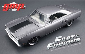 The Fast & Furious: Tokyo Drift (2006) - 1970 Plymouth Road Runner `The Hammer` (ミニカー)