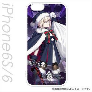 Fate/Grand Order iPhone6s/6 イージーハードケース アルトリア・ペンドラゴン[サンタオルタ] (キャラクターグッズ)