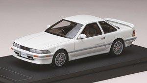 トヨタ ソアラ 2.0 GT-Twin Turbo (GZ20) 1986 スポーツホイール スーパーホワイトII (ミニカー)
