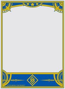 キャラクタースリーブプロテクター 【世界の文様】 Fate/Grand Order 「サーヴァント☆5」 (キャラクターグッズ)