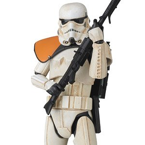 MAFEX No.040 Sandtrooper (TM) (Fashion Doll)