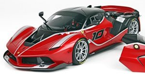 Ferrari FXXK Press Version Car No.10 2015 ケース付 OPEN仕様 (ミニカー)