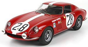 Ferrari 275 GTB ルマン24h 1967 No28 (ミニカー)