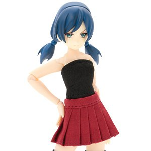 Blue Azone ALC027-DBL Custom Lily Type-D Battle Costume Ver