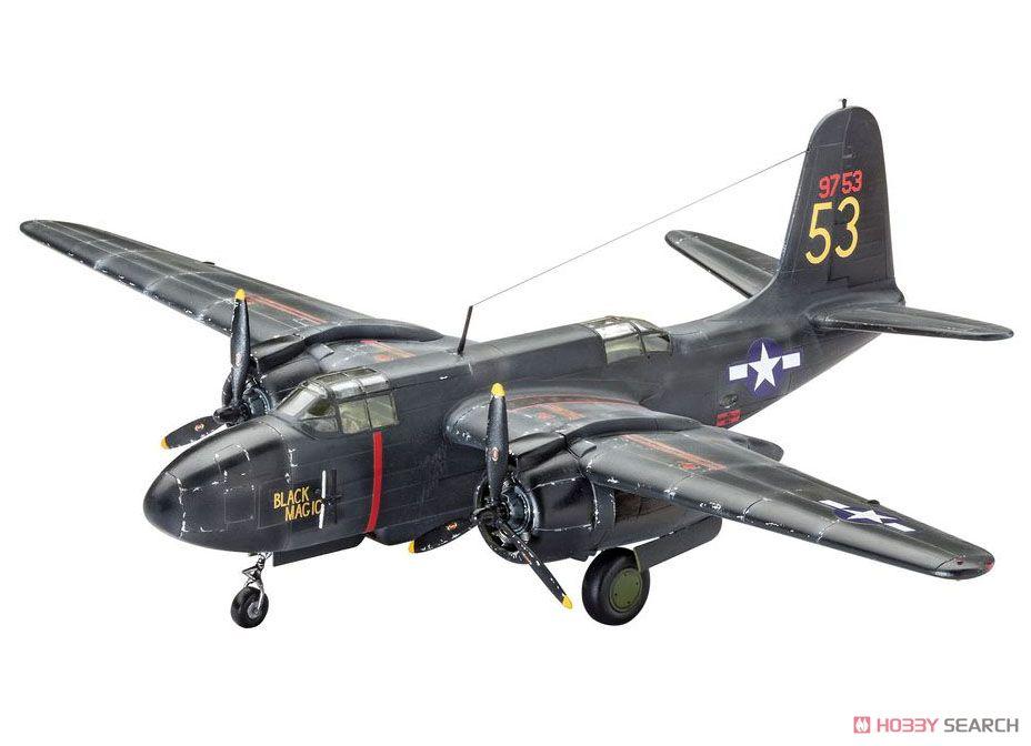P-70 ナイトホーク (プラモデル)