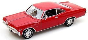 1965 CHEVROLET IMPALA SS 396 (レッド) (ミニカー)