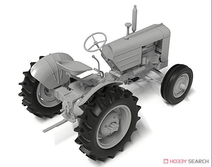 米・ケース社軍用 トラクターVAI (プラモデル)