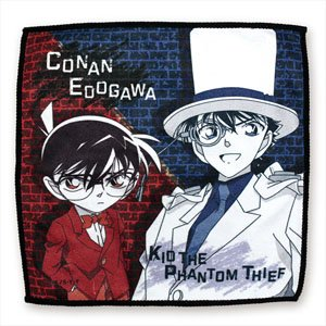 Detective Conan Mini Towel (Conan Edogawa & Kid the Phantom
