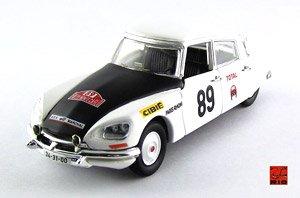 シトロエン DS 21 モンテカルロ・ラリー 1970 Marcus/Bryde/Braein #89 (ミニカー)