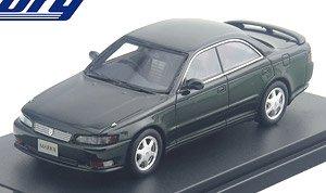 Toyota MARKII 2.5 Tourer V (1994) ダークグリーンM.I.O. (ミニカー)