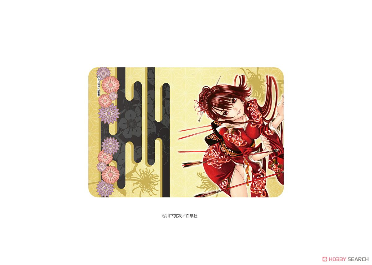 キャラケース 「当て屋の椿」 01/椿 (キャラクターグッズ)