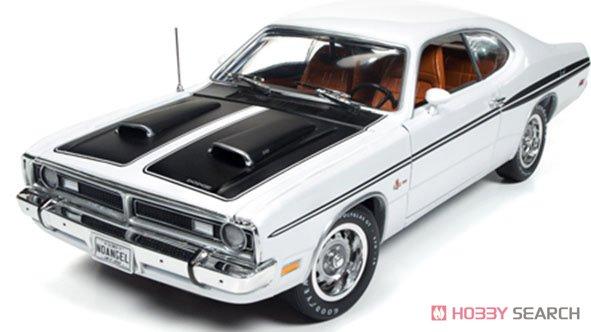 1971 Dodge Demon (ホワイト/ブラック) (ミニカー)