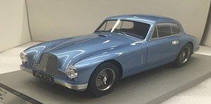 アストンマーチン DB2 クーペ 1950 ライトメタリックブルー (ミニカー)