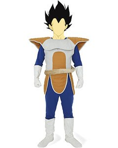 Dragon Ball Z Vegeta Battle Jacket (Anime Toy)