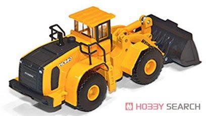 ヒュンダイ HL980 ホイールローダー (ミニカー)