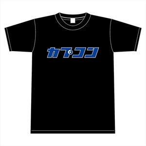 カプコン Tシャツ カタカナ 黒 M (キャラクターグッズ)