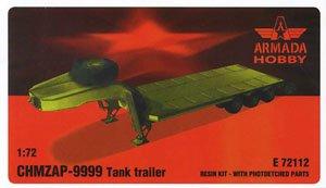 ソ・ChMZAP-9990 52/65戦車運搬トレーラー (プラモデル)