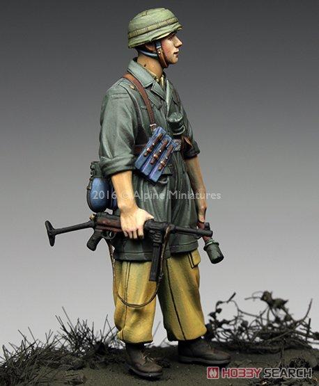 WWII 独 イタリア戦線の第1降下猟兵師団 下士官 (熱帯軍装) (プラモデル)