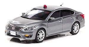 日産 ティアナ XE (L33) 2016 警察本部刑事部機動捜査隊車両 (ミニカー)