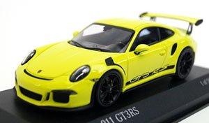 ポルシェ 911 991 GT3 RS 2014 ミントグリーン (ミニカー)