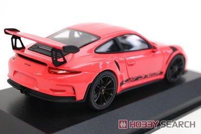 ポルシェ 911 991 GT3 RS 2014 ピンク (ミニカー)