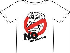 ポプテピピック アンチTシャツ (キャラクターグッズ)