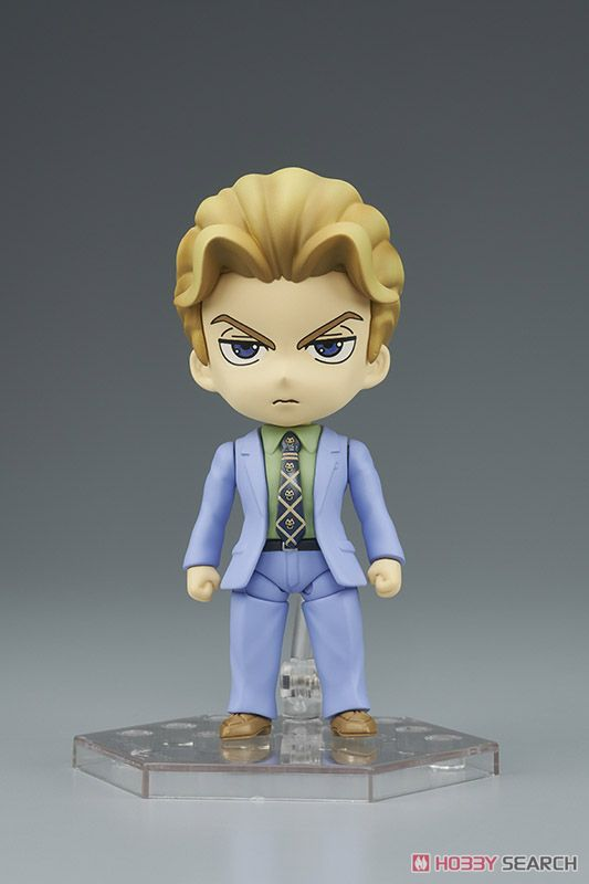 みにっしも TVアニメ『ジョジョの奇妙な冒険 ダイヤモンドは砕けない』 吉良吉影 (フィギュア)