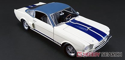 Shelby GT 350 with Vinyl Top 1966 (ミニカー)