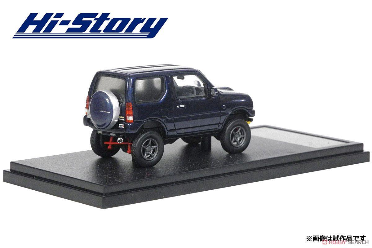 SUZUKI JIMNY APIO TS4 (2015) ノクターンブルーパール (ミニカー)