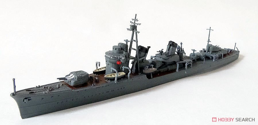 日本海軍 特型駆逐艦II型前期建造艦 「綾波」 (プラモデル)