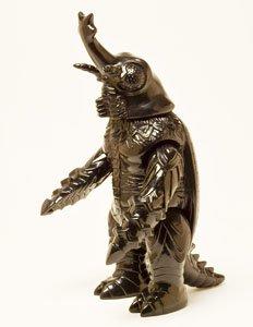 世紀の東宝怪獣 漆黒オブジェコレクション メガロ 1973 (完成品)