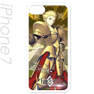 Fate/Grand Order iPhone7 イージーハードケース ギルガメッシュ (キャラクターグッズ)