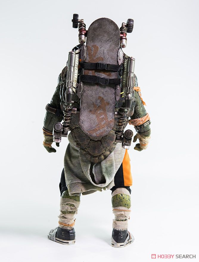 Teenage Mutant Ninja Turtles: Out of the Shadows - MICHELANGELO (ミケランジェロ) (完成品)