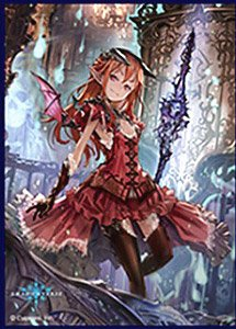 Chara Sleeve Collection Mat Series Shadowverse Erinyes Mt284