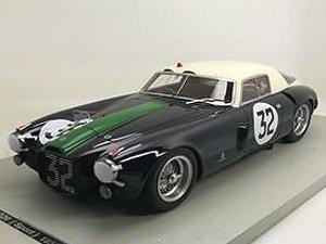 ランチア D20 ル・マン #32 1953 Bonetto/Valenzano (ミニカー)