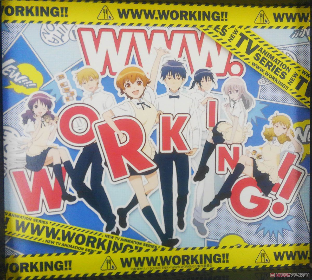 WWW.Working!! Spoon Set (Anime Toy) Item picture2