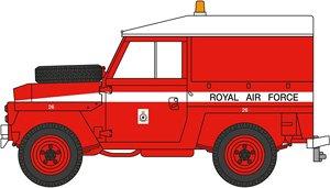 ランドローバー 1/2t ライトウェイト RAF レッドアロー (ミニカー)