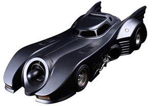 1989 バットモービル w/バットマン フィギュア (ミニカー)