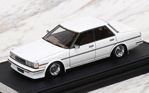 Toyota Cresta Super Lucent (GX71) White ※SS-Wheel (ミニカー)
