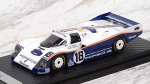 Porsche 962C (#18) 1987 Le Mans (ミニカー)