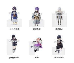 PUTITTO series (プティットシリーズ) 刀剣乱舞-ONLINE- 6個セット (キャラクターグッズ)