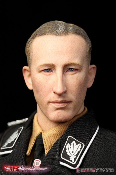 GM634 Operation Anthropoid - Reinhard Heydrich (ドール)